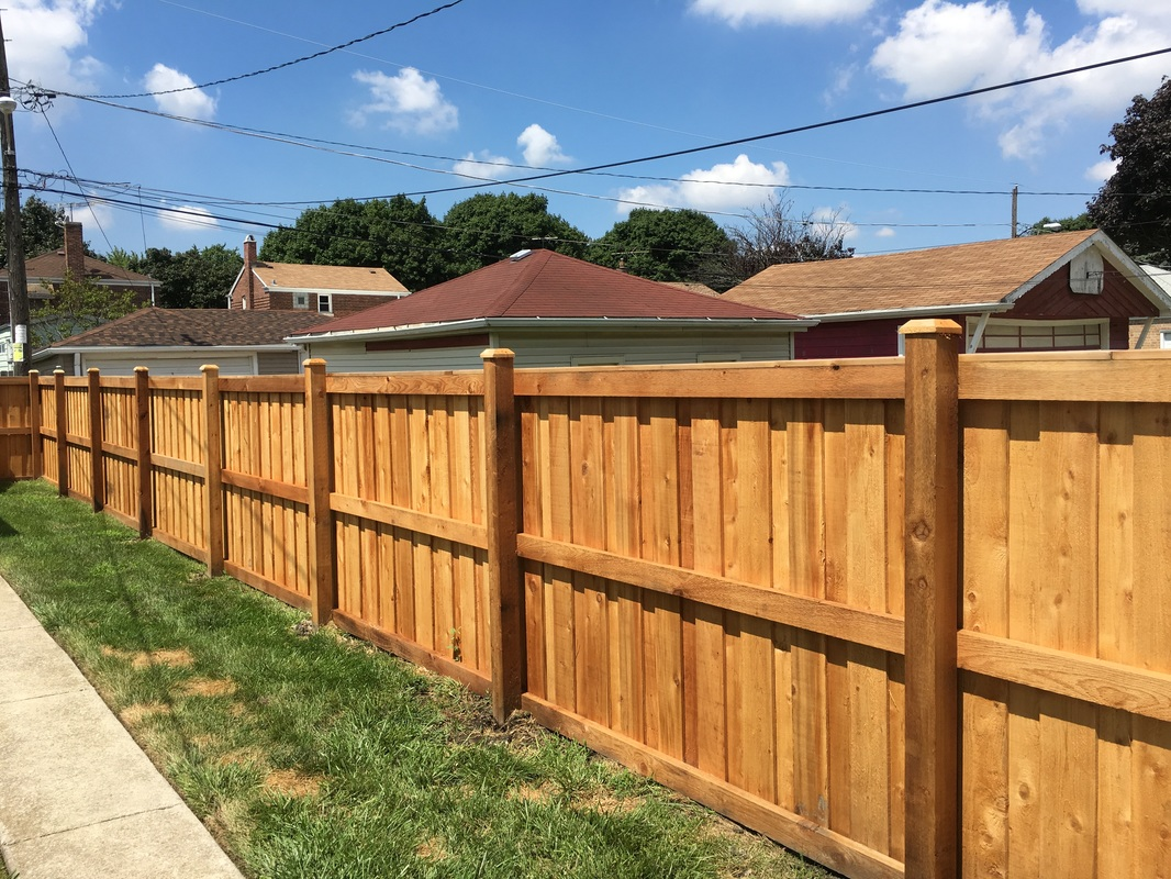 Wood Fence Gallery Fence Company Cedar Mountain Fence